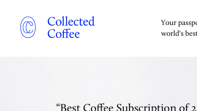 Collected Coffee image